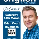 SCOTTISH CONCERT TOUR – EDEN COURT, INVERNESS