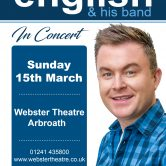 SCOTTISH CONCERT TOUR – WEBSTER MEMORIAL THEATRE, ARBROATH