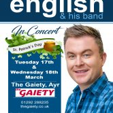 SCOTTISH CONCERT TOUR – THE GAIETY THEATRE, AYR (POSTPONED)