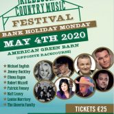AFTERNOON – (GUEST SPOT) KILBEGGAN COUNTRY MUSIC FESTIVAL (CANCELLED)