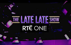 WATCH MICHAEL ENGLISH PERFORM ON THE LATE LATE SHOW