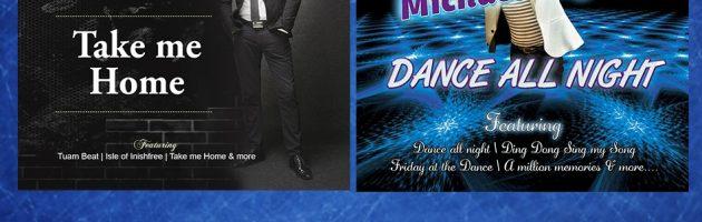 TAKE ME HOME/DANCE ALL NIGHT BUNDLE inc postage