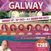 DANCE – PAUL CLAFFEY TOURS, GALWAY BAY HOTEL, GALWAY