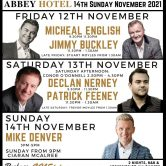 DANCE – THE ABBEY HOTEL, DONEGAL TOWN